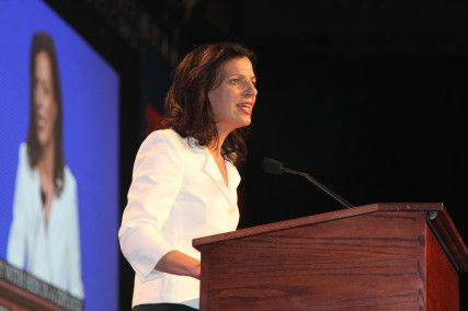 Gubernatorial candidate Juliette Kayyem has not received enough votes to continue on to the primary. ORIGINALLY PUBLISHED ON DAILYFREEPRESS.COM. CLICK PHOTO FOR FULL STORY AND MORE IMAGES.